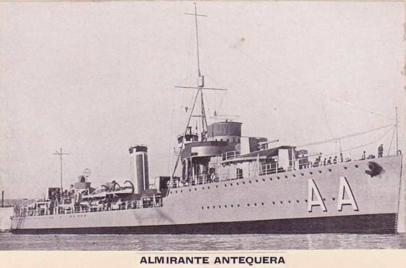 Destroyers; torpilleurs et avisos torpilleurs espagnols 1_almi11