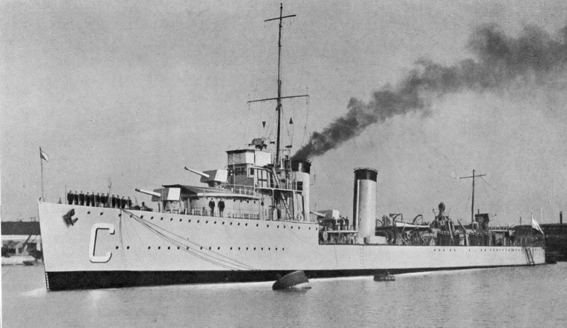 Destroyers; torpilleurs et avisos torpilleurs espagnols 1_cerv10