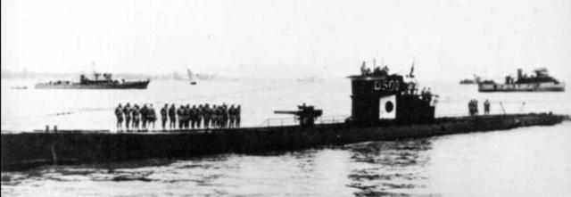 Les sous-marins japonais jusqu'en 1945 - Page 4 1_ro5010