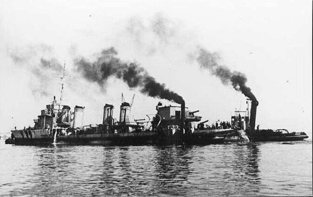 Sabordage de Toulon; la main mise italienne sur nos navires  1_valm11