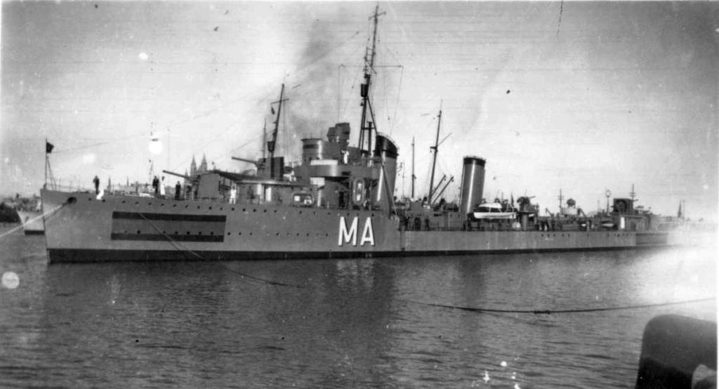 Destroyers; torpilleurs et avisos torpilleurs espagnols 2_almi11