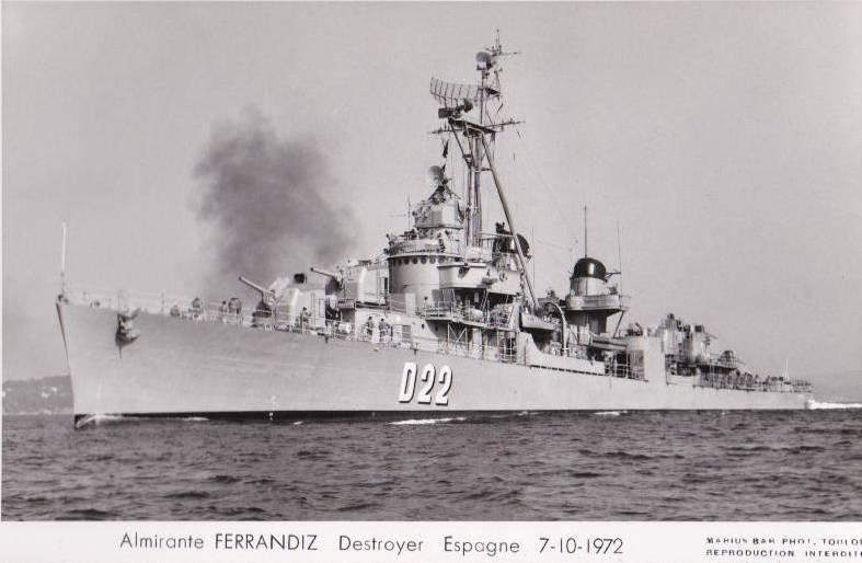 Destroyers; torpilleurs et avisos torpilleurs espagnols 2_almi12