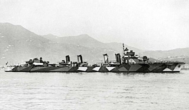 Sabordage de Toulon; la main mise italienne sur nos navires  2_lion12