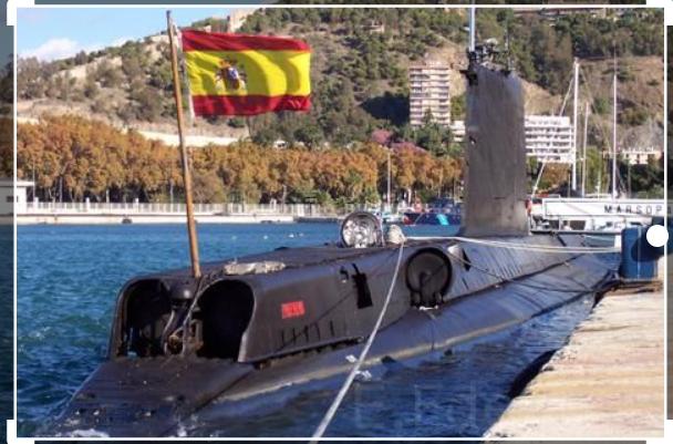 Les sous marins; escorteurs; mouilleurs de mines espagnols.  3_mars10