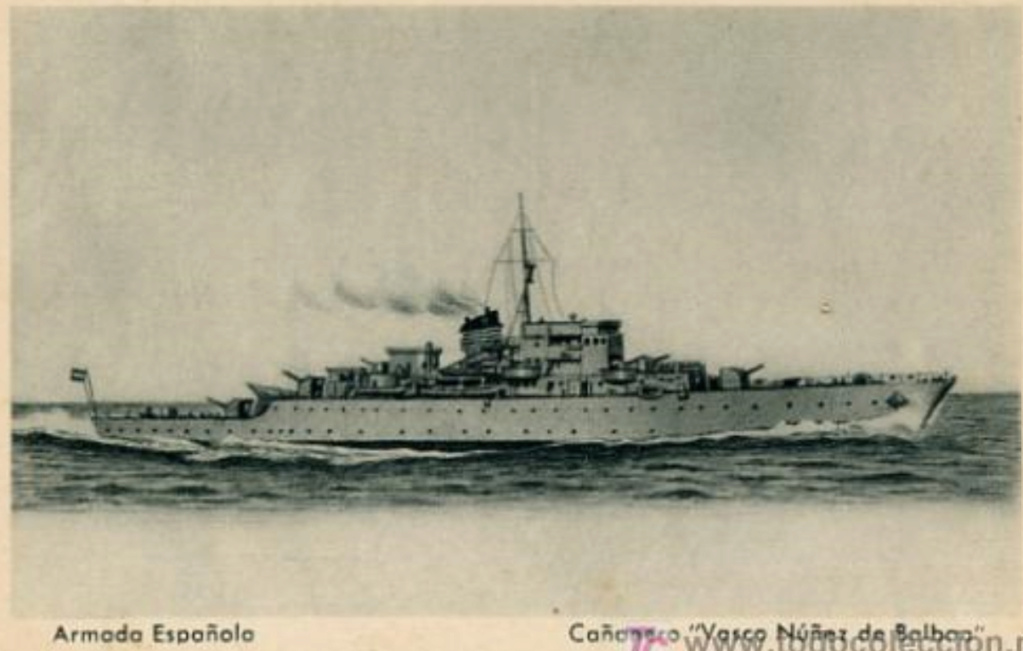 Les sous marins; escorteurs; mouilleurs de mines espagnols.  3_vasc10