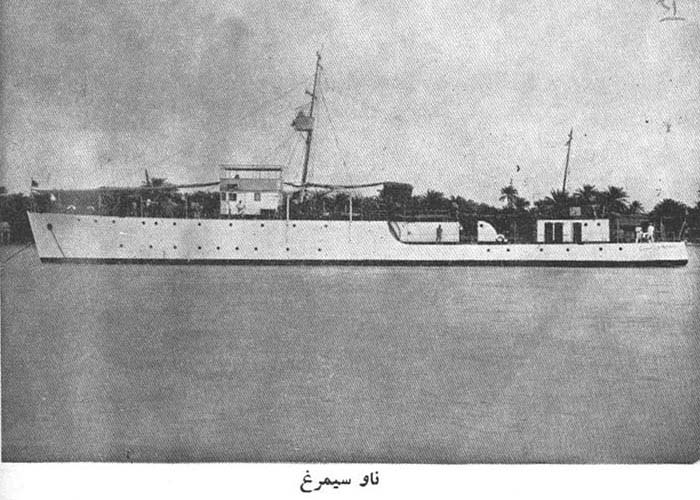 Marine iranienne  3simor10
