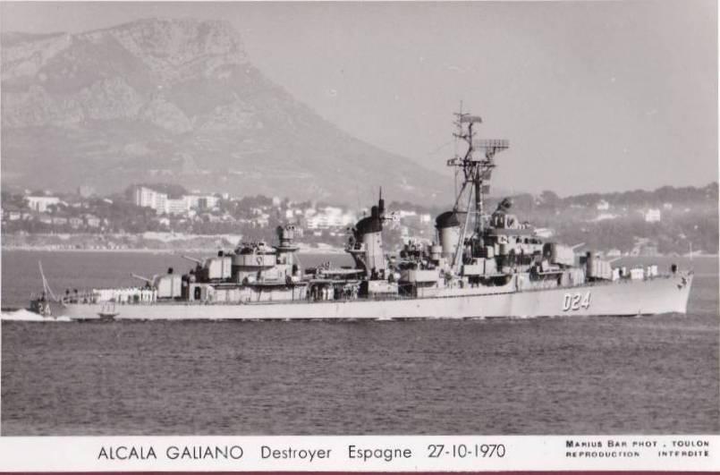Destroyers; torpilleurs et avisos torpilleurs espagnols 4_alca10