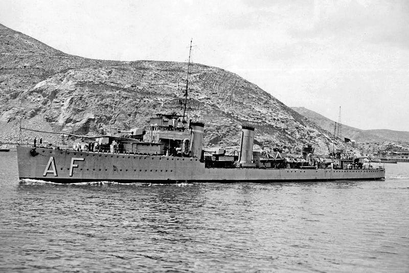 Destroyers; torpilleurs et avisos torpilleurs espagnols 4_almi11