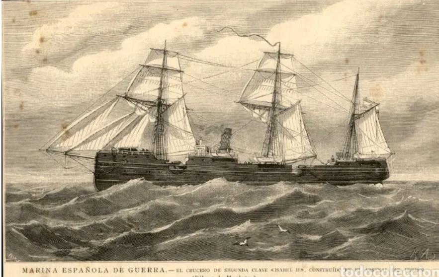 Croiseurs espagnols - Page 3 4_isab10
