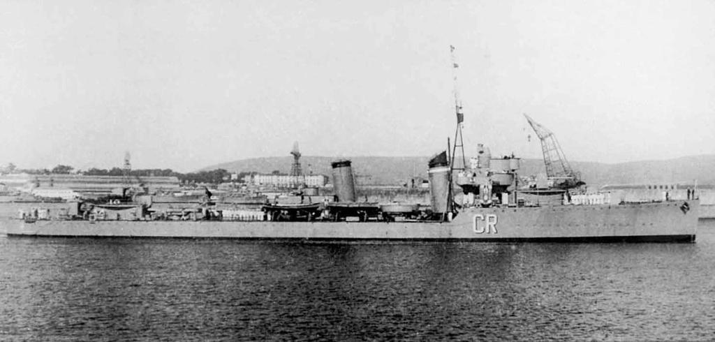 Destroyers; torpilleurs et avisos torpilleurs espagnols 5_cisc10