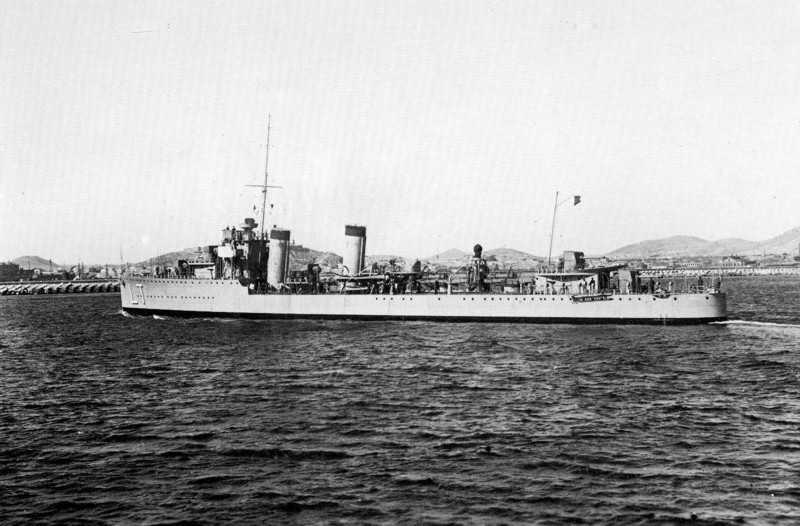 Destroyers; torpilleurs et avisos torpilleurs espagnols 6_lepa10