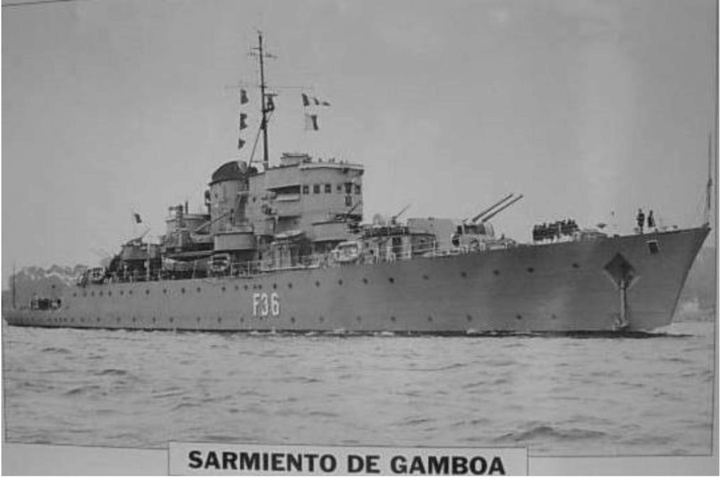 Les sous marins; escorteurs; mouilleurs de mines espagnols.  6_sarm10
