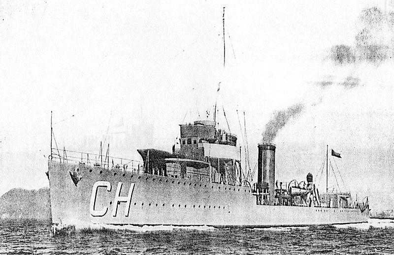 Destroyers; torpilleurs et avisos torpilleurs espagnols 7_chur10