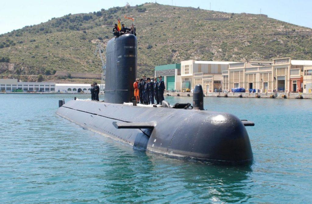 Les sous marins; escorteurs; mouilleurs de mines espagnols.  7_mist10