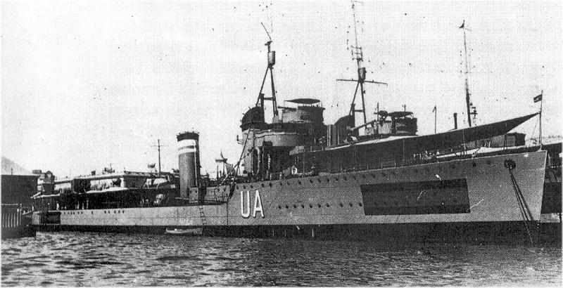 Destroyers; torpilleurs et avisos torpilleurs espagnols 7_ullo10