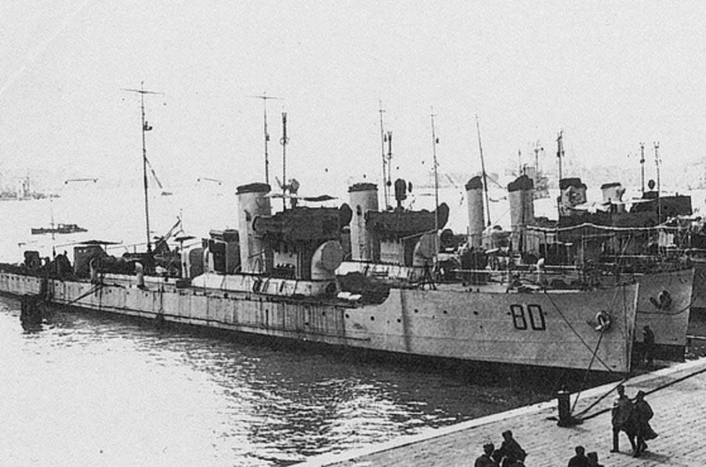 Marine roumaine  80t_de10
