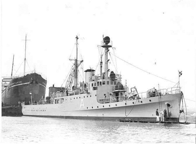 La Marine néerlandaise sauf cuirassés,croiseurs,destroyers  A_jan_10