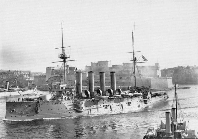 22 septembre 1914 le triplé d'Otto Weddigen  Abouki10