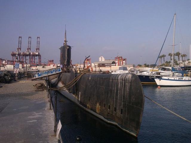 Marine du Perou  Abtao_10