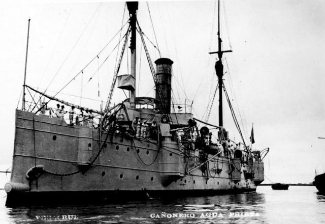 Marine Mexicaine  Agua_p10