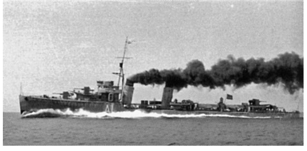 Destroyers; torpilleurs et avisos torpilleurs espagnols Alava_12