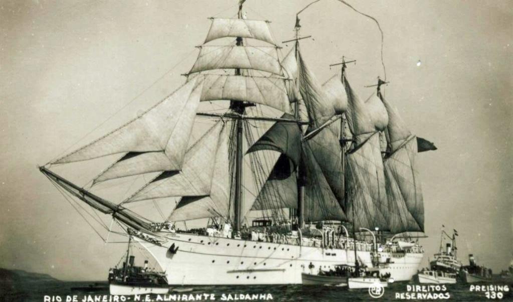 Marine brésilienne Almira12