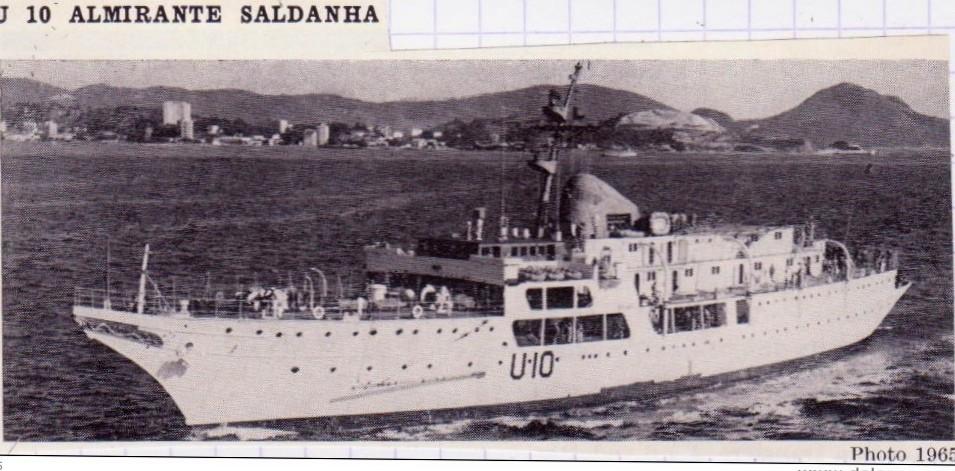 Marine brésilienne Almira14
