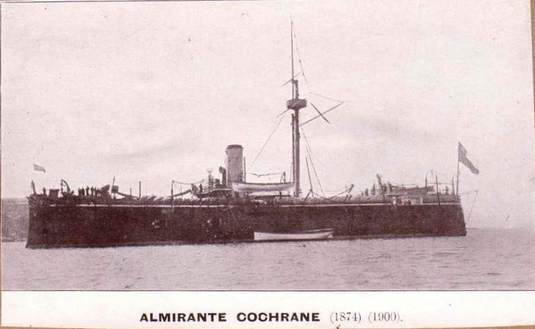 Marine chilienne Almira16