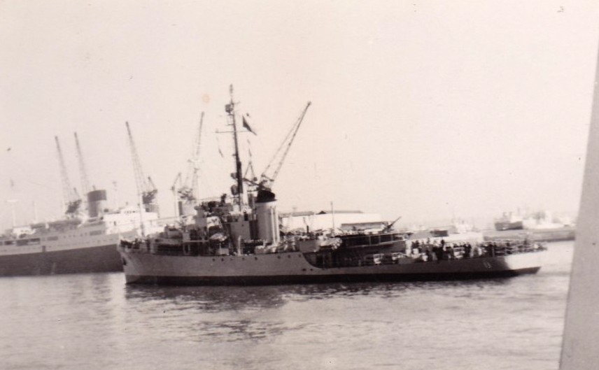 Marine Colombienne Almira17