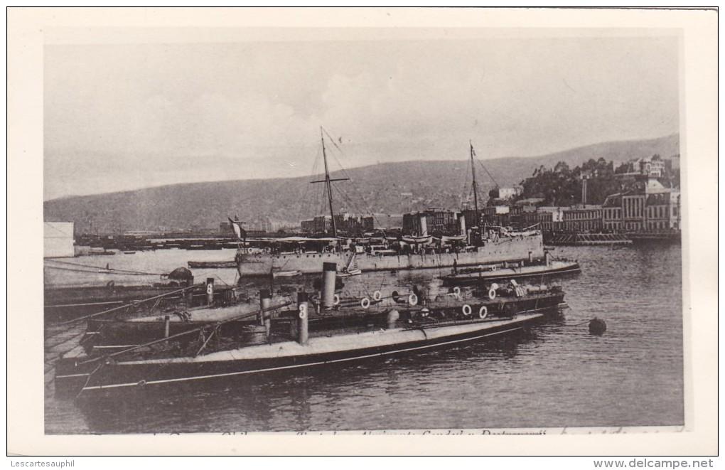 Marine chilienne Almira21