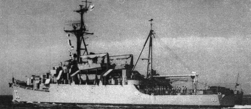 Marine Colombienne Almira22