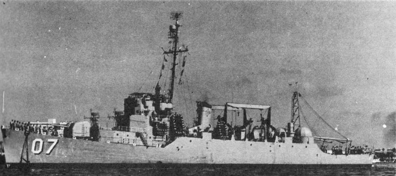 Marine Colombienne Almira23