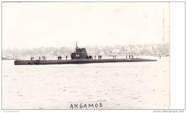 Marine du Perou  Angamo10