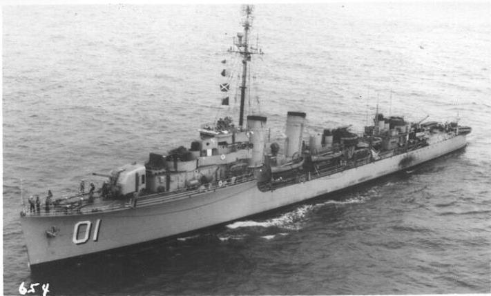 Marine Colombienne Antioq11