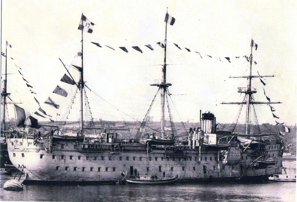 Les navires écoles français du XIX é à nos jours en photos  - Page 4 Armori10