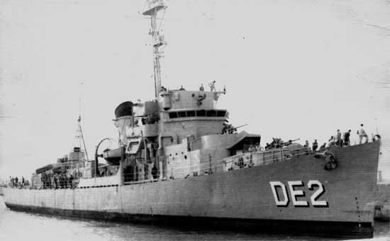 Marine Uruguayenne  Artiga10