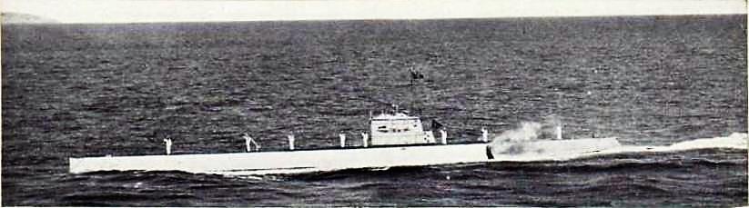 Les sous marins; escorteurs; mouilleurs de mines espagnols.  B6_25610