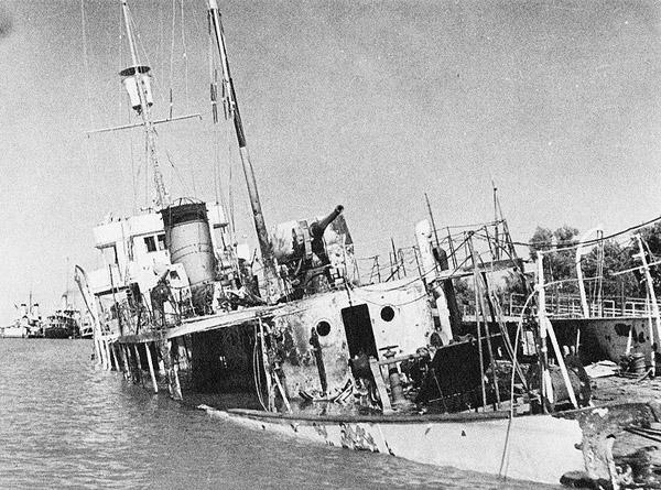 Marine iranienne  Babr_110