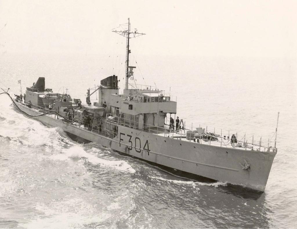Marine norvégienne  Balder11