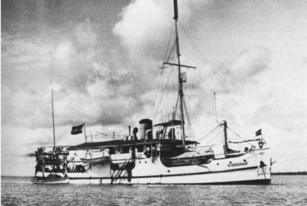 La Marine néerlandaise sauf cuirassés,croiseurs,destroyers  - Page 2 Bangka10