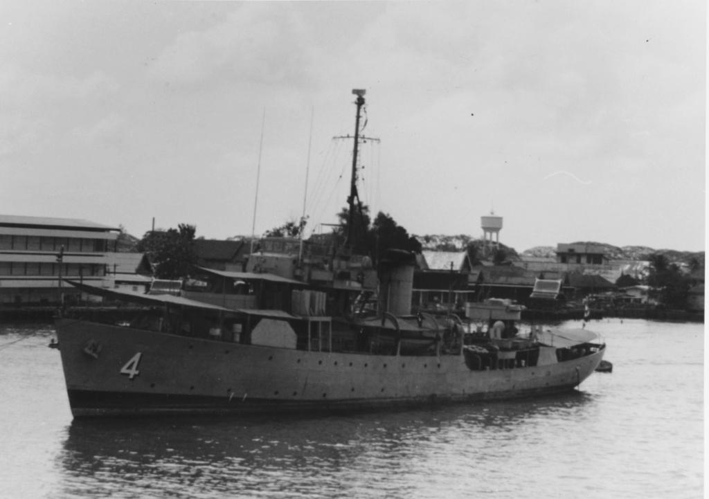 Marine thaïlandaise  Bangpa10