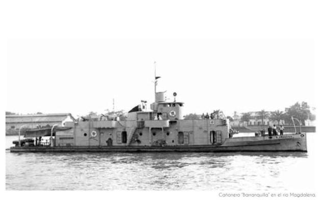 Marine Colombienne Barran10