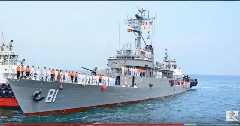 Marine iranienne  Bayand11