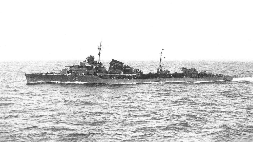 Destroyers russes/Soviétiques  - Page 10 Bditel11