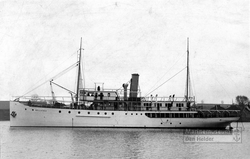 La Marine néerlandaise sauf cuirassés,croiseurs,destroyers  - Page 2 Bellat10
