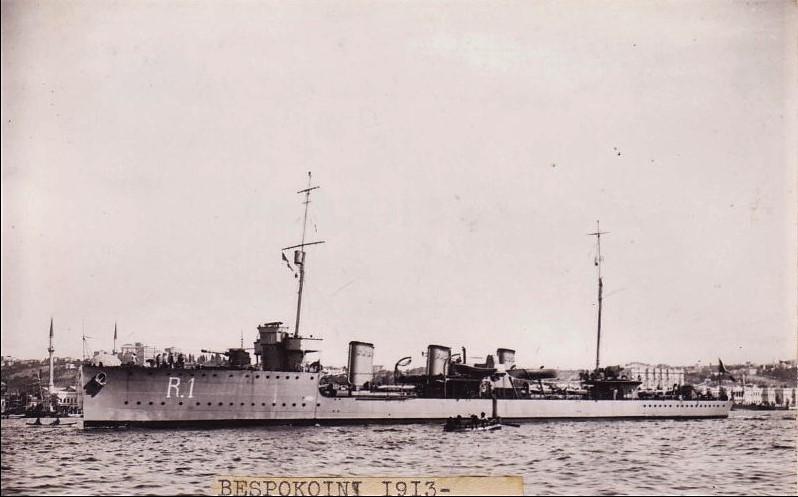 Destroyers russes/Soviétiques  - Page 7 Bespok12
