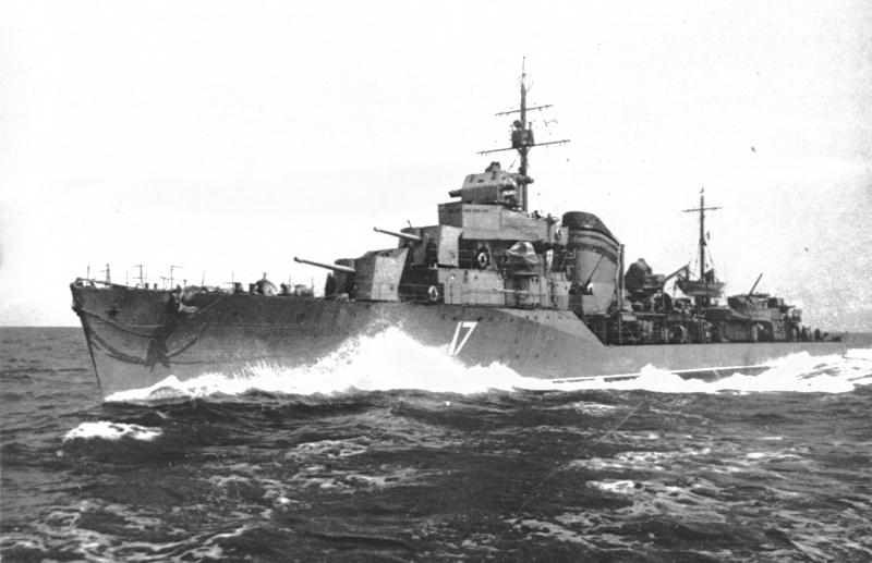 Destroyers russes/Soviétiques  - Page 10 Bespos10