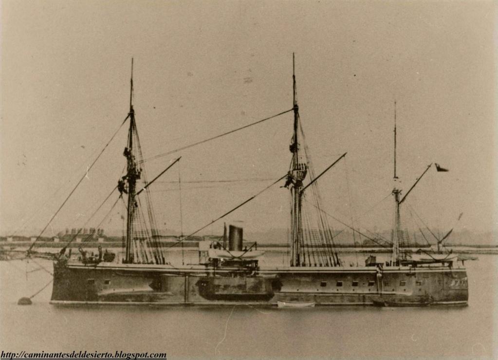 Marine chilienne Blanco10