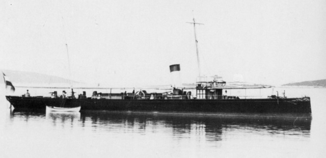 Marine Austro-Hongroise  - Page 2 Blitz_10