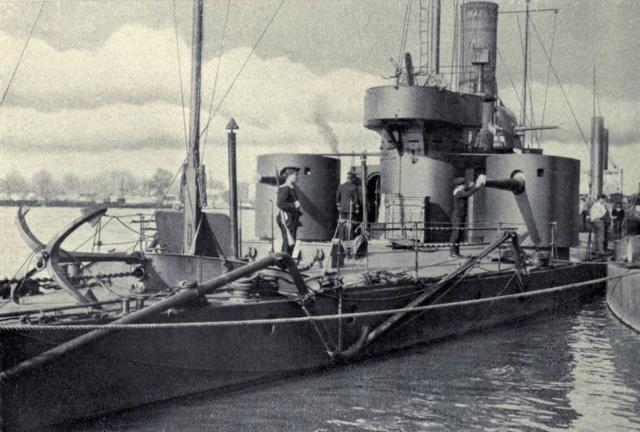 Marine Austro-Hongroise  - Page 3 Bodrog10